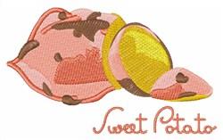 Sweet Potato embroidery design