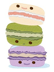 Yummy Bon Bon embroidery design