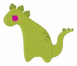 Cute Dinosaur embroidery design