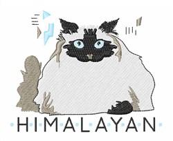 Himalayan embroidery design
