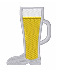 Crafty Beer embroidery design