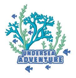 Undersea Adventure embroidery design