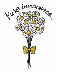 Pure Innocence embroidery design