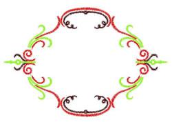 Victorian Design embroidery design