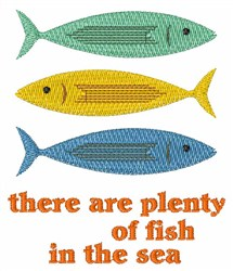 Plenty of fish embroidery designs machine embroidery for Plenty of fish customer service number