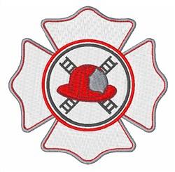 Fireman Logo embroidery design