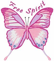 Free Spirit embroidery design