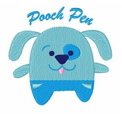 Pooch Pen embroidery design