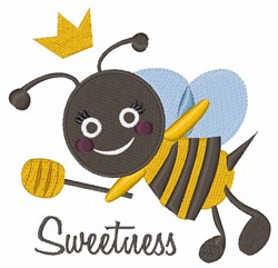 Sweet Nectar embroidery design