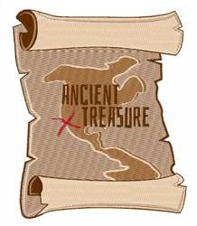 Ancient Treasure embroidery design