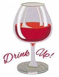 Season For Wine embroidery design