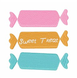 Sweet Treat embroidery design