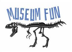 Museum Fun embroidery design