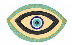 Beautiful Eye embroidery design