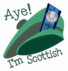 Aye!  I'm Scottish embroidery design