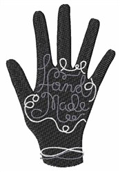 Hand Made embroidery design