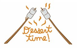 Dessert Time embroidery design