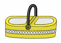 Pack A Picnic embroidery design
