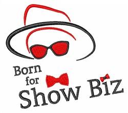 Show Bix embroidery design