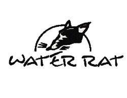Water Rat embroidery design