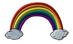 Rainbow Arc embroidery design