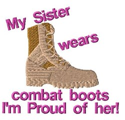 Proud Of Sister embroidery design