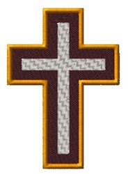 Christianity Cross embroidery design