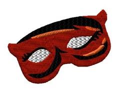 Devil Mask embroidery design