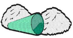 Pom Pom embroidery design