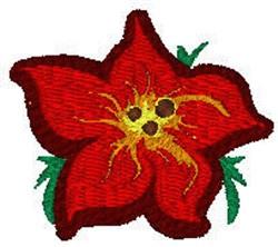 Hibiscus 2 embroidery design