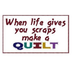 Make A Quilt embroidery design