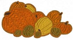 Pumpkin Fest embroidery design