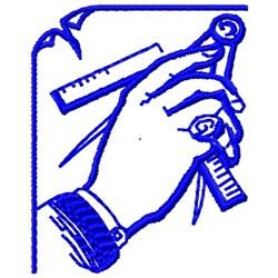 Masonic Logo embroidery design