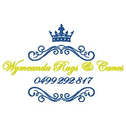 Wymeanda Rugs & Canes embroidery design