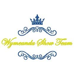 Wymeanda Show Team embroidery design