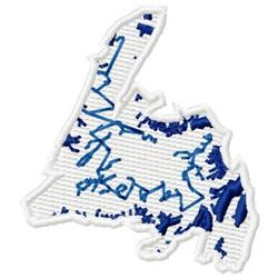 Key Chain Design embroidery design