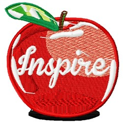 Apple Inspiration embroidery design