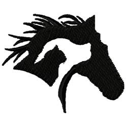 Veterinary Animal Logo embroidery design