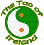 Tao of Ireland embroidery design