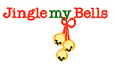 Jingle Bells embroidery design