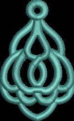 FSL Bangle embroidery design