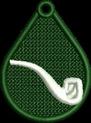 FSL Pipe embroidery design