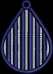 FSL Hanger embroidery design