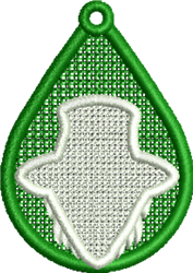 FSL Irish Man embroidery design