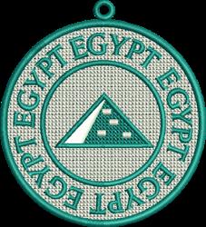FSL Egypt embroidery design