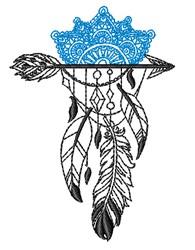 Southwestern Decorative Symbols embroidery design
