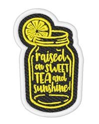 Sweet Tea & Sunshine embroidery design