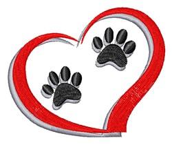 Love Animals embroidery design