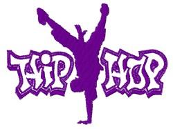 Hip Hop embroidery design