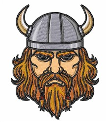 Viking Man embroidery design